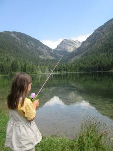 Kena fishing