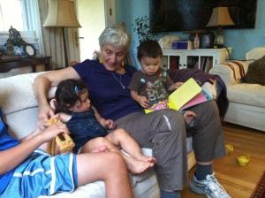 Nano and kids