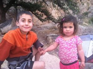 Elias and Ila
